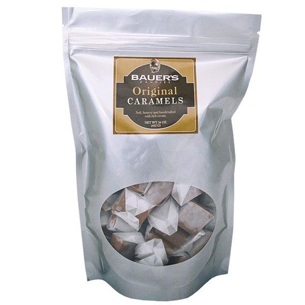 1 Pound Original Caramels