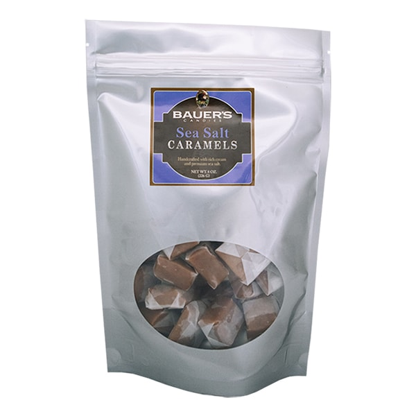 8oz Sea Salt Caramel