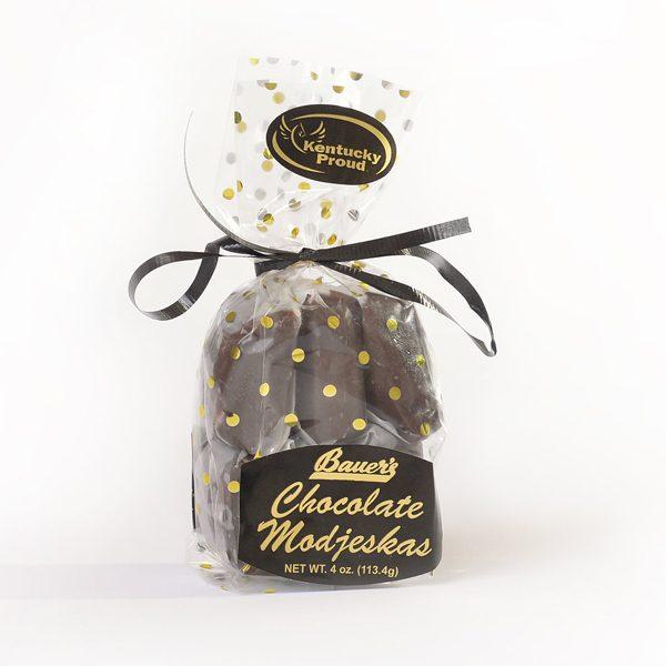 Chocolate Caramel Modjeskas 4oz Gift Bag