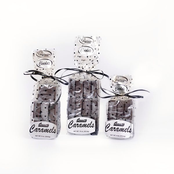 Chocolate Caramels Gift Bag