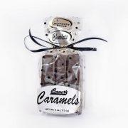 Classic Bourbon Sea Salt Chocolate Caramels 4oz Gift Bag