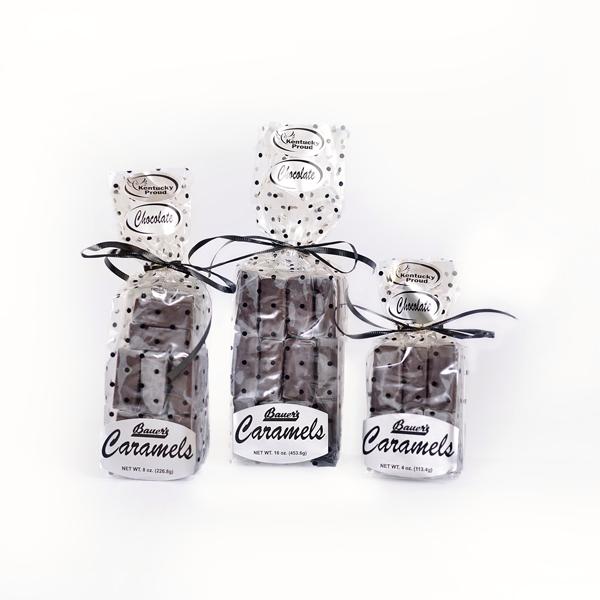 Sea Salt Chocolate Caramels Gift Bag
